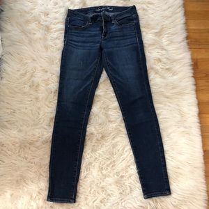 American Eagle Sz 6 Jegging- PERFECT